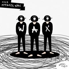 Radio show #223: Apparel Wax