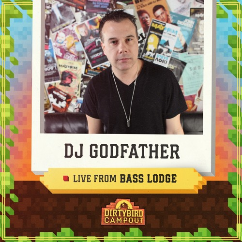 DJ Godfather - Dirtybird Campout Minecraft Set 2020