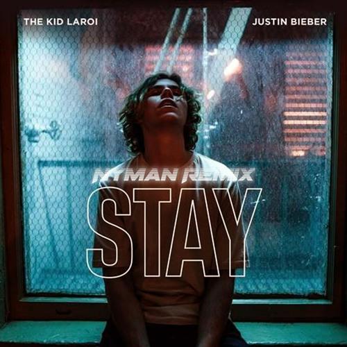 The Kid Laroi, Justin Bieber - Stay (Nyman Remix)