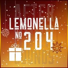 Lemonella presents Afterhour Sounds Podcast Nr. 204 Xmas Special