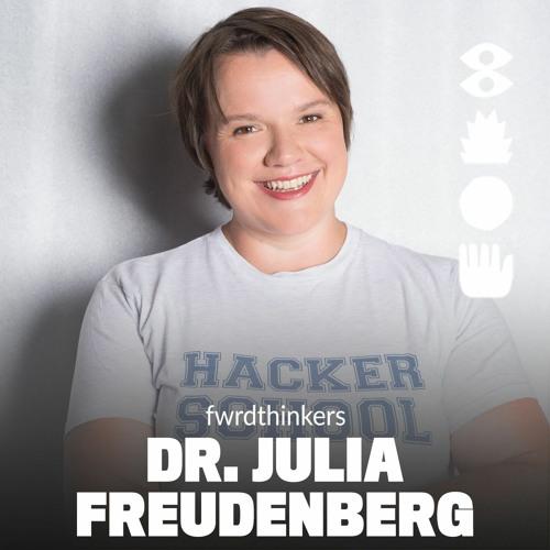 Dr. Julia Freudenberg über die Hacker School