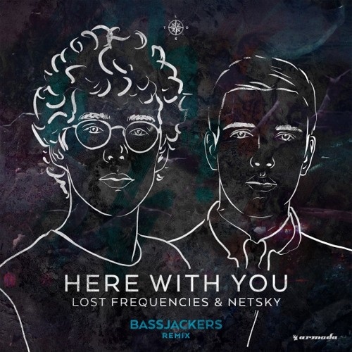 Lost Frequencies & Netsky - Here with You (Bassjackers Extended Remix) скачать бесплатно и слушать онлайн