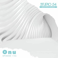 Studio 54 Podcast no. 106  mixed by Onu ( august 2021 )