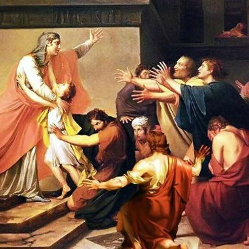 Joseph and the High King of Conversion (Genesis 45)