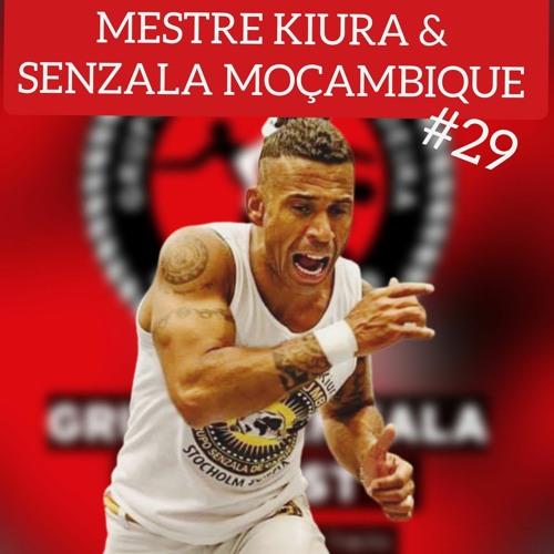 Mestre Kiura & Senzala Moçambique #29