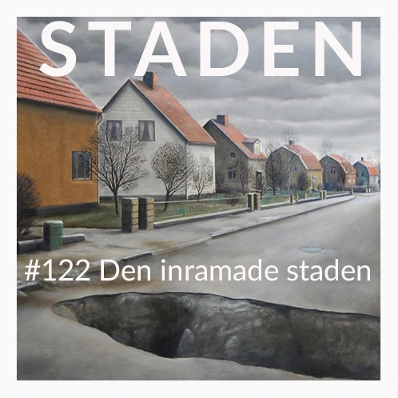 #122 Den inramade staden