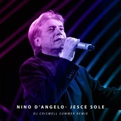 DJ Criswell VS. Nino D'Angelo - Jesce Sole (Summer Version)