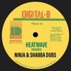 CLASSIC! HEATWAVE PRESENTS: JUST SHABBA & NINJAMAN DUBS 1990 - TRIBUTE TO BOBBY DIGITAL