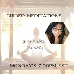 Guided Meditation June 21, 2021