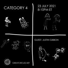 Category 4 w/ Justin Gibbon - Episode 13: Rhythm of Language of Rhythm