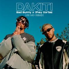 DAKITI REMIX - Bad Bunny x Jhay Cortez (Uri Mc Remix) *FREE DOWNLOAD*