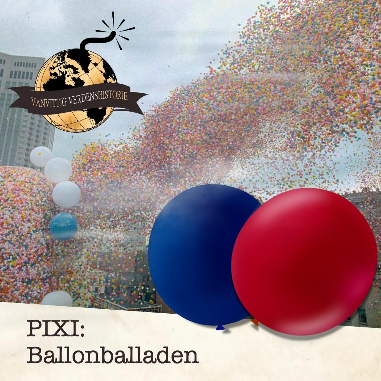 PIXI: Ballonballaden