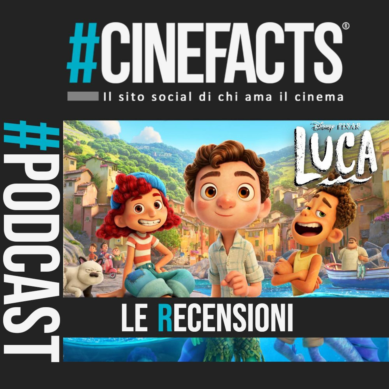 Luca, di Enrico Casarosa (2021) - Recensione