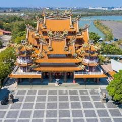【Tainan, Taiwan】 Sicao Dazhong Temple 四草大眾廟