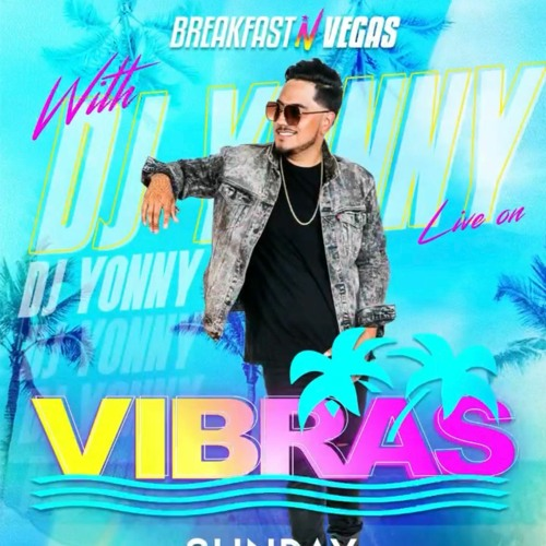 """LIVE ON AIR MIAMI'S POWER 96 """"VIBRAS"""" with DJ YONNY"""