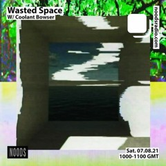 Noods Radio - Wasted Space w/ Coolant Bowser - Aug 21
