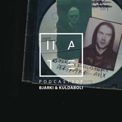 Bjarki & Kuldaboli [deepfake] - 209 HATE Podcast