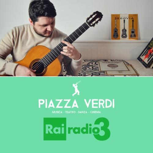 F. Schubert • Four Lieder & interview @ Rai Radio 3