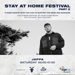 Jappa - Stay at Home Festival part 2