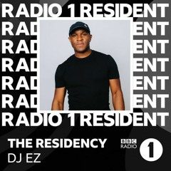 DJ EZ - BBC Radio 1 Residency (10th Show Aired June 2021)