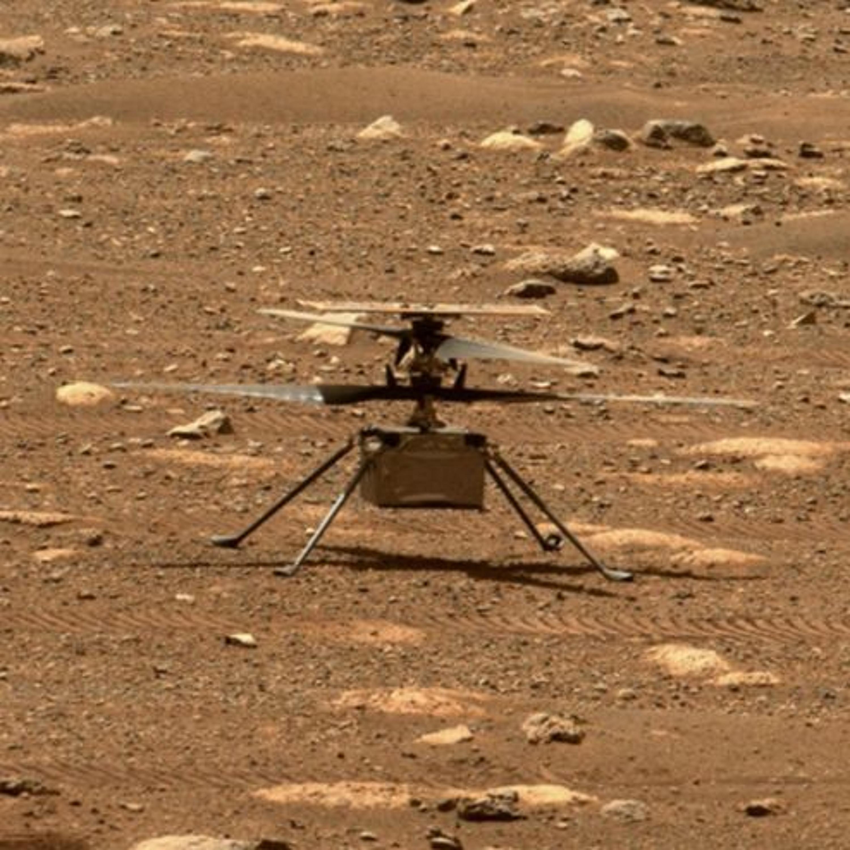 Mars Exploration with Chris Herd