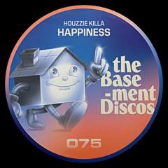 Houzzie Killa - HAPPINESS [TBX075]