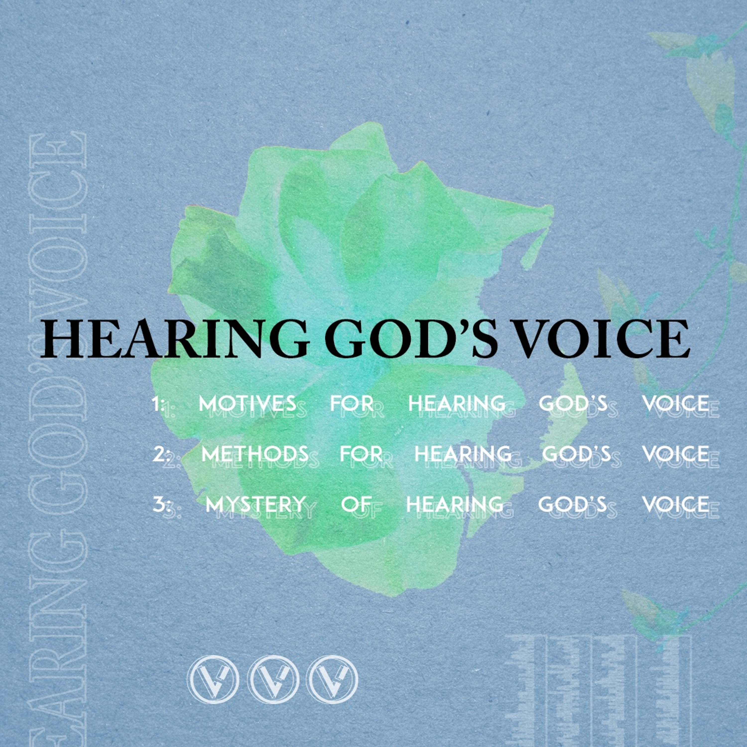 The Mystery of God's Voice | Pastor Mike Signorelli