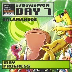 """7 Days of VGM - Day 7: """"Headcracker"""" (Big Baddie)"""