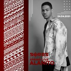 Spring Live - Alanito - 24/04/2021