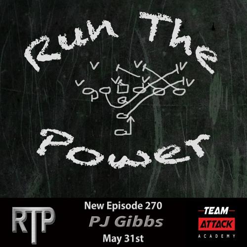 PJ Gibbs - Playing Great Defense & Coaching for USA Ep. 270