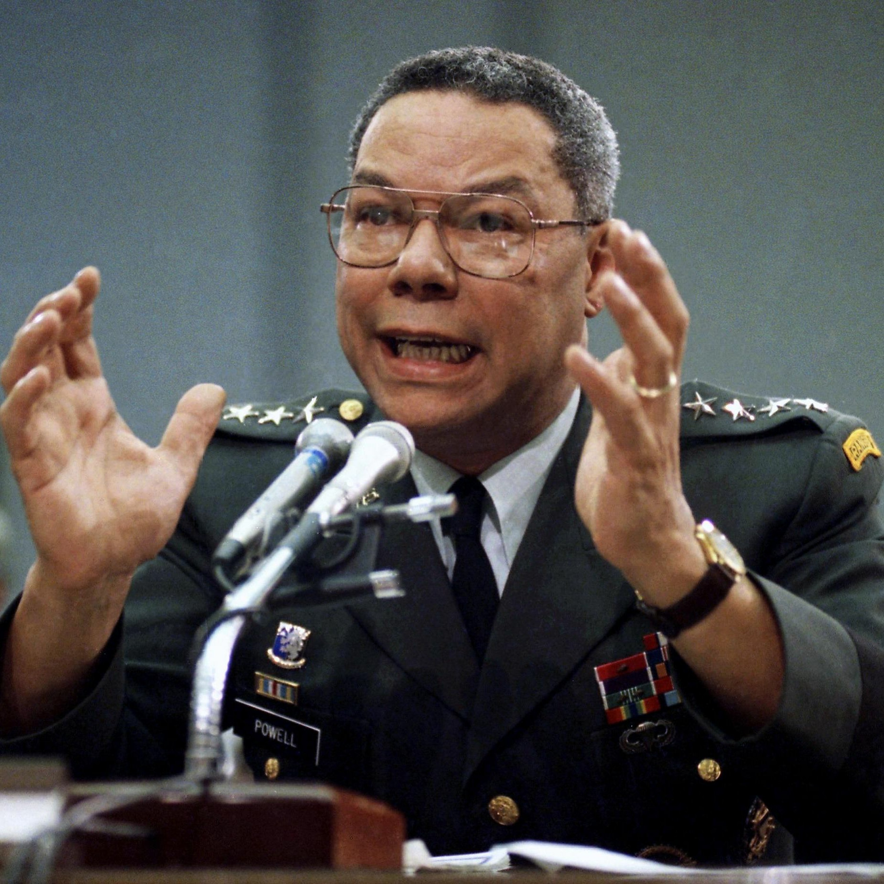 On The Edge With K.A. Owens | Mack Shaw | Legacy Of Gen. Colin Powell | Oct. 22, 2021