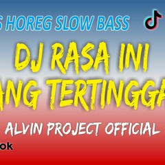 Dj Pergi Rasa Ini Yang Terindah Style Jawa Slow Bass Remix (Alvin Project Official)