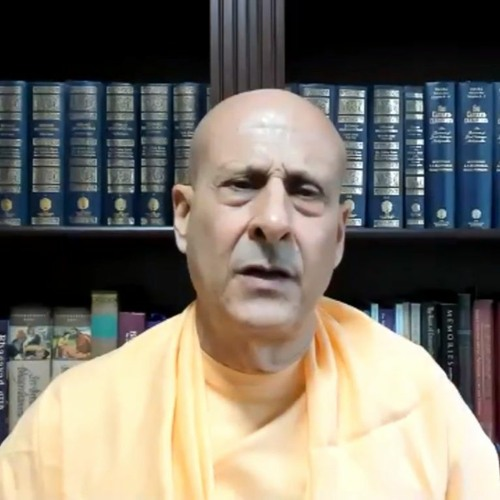 """The Life & Legacy of HH Bhakti Tirtha Swami"" by HH Radhanath Swami on 14th June 2020"