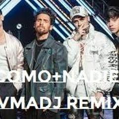 COMO + NADIE ( REMIX FIESTA ) - JVMA DJ ( MyA - LIT KILLAH - RUSHERKING )