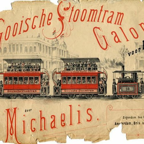 Gooise - Stoomtram - Galop