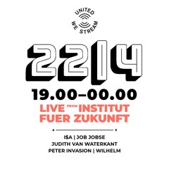 Peter Invasion @ United We Stream Global - Arte Concert | Live from IfZ