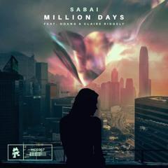 Sabai - Million Days (ft. Hoang & Claire Ridgley) (Asrober Remix)