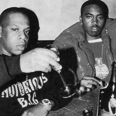 "Soul Sampled ""Nas x Jay-Z type beat"" Get Away - 90 BPM"