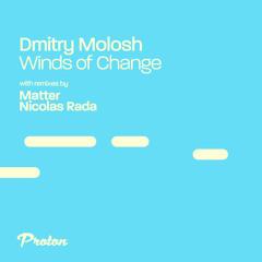 Premiere: Dmitry Molosh - Winds of Change [Proton Music]