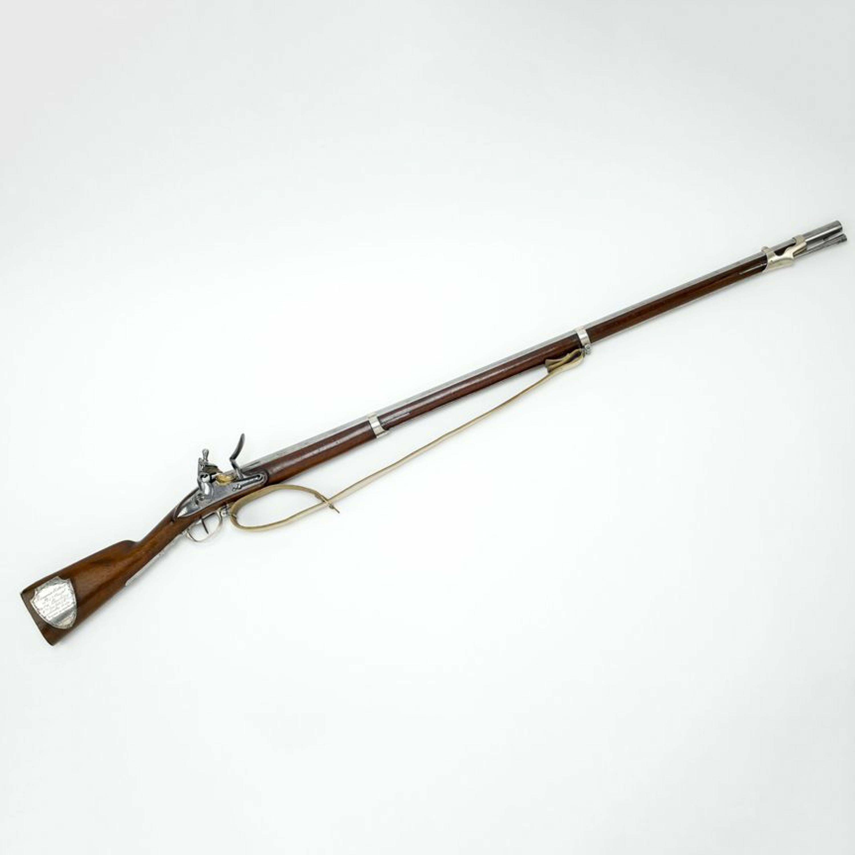 Guide numérique : 12. Fusil d'honneur décerné au citoyen Bouchères