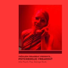 Asymetrics Mixtape #22: Fräulein Freakbeat - Psychedelic Freakout