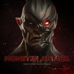 AATS002 - Monster Attack (Album Sampler)