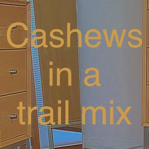 Cashews In A Trail Mix.
