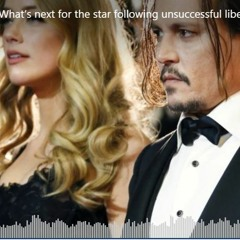 Johnny Depp: What's next for the star following unsuccessful libel case?