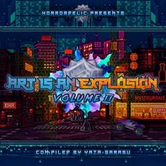 Ziqada & Tryptophant - Sakrileg (OUT NOW on VA: Art is An explosion Vol. 2 - Horrordelic Records!)