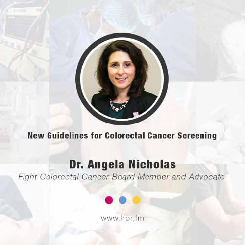 New Guidelines for Colorectal Cancer Screening