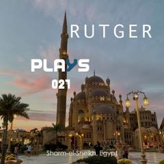 RUTGER Plays 021 - Sharm-el-Sheikh