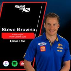 #69 - Steve Gravina Physio at the West Coast Eagles