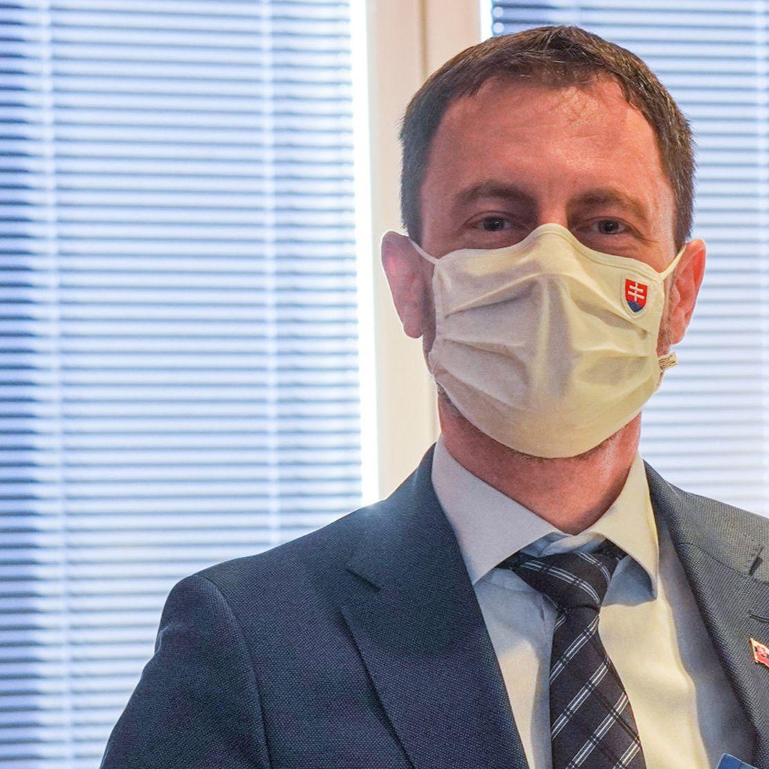Eduard Heger - Vláda znižuje dane pre autopodnikateľov, fajčiari si zaplatia viac už od januára