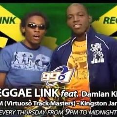 Reggae Link 20.03.08: Konshens | Harry Toddler | Ziggy Rankin | Rocksteady | Trouble Mekka | UB40
